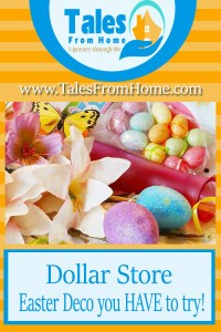 Dollar Store Easter craft