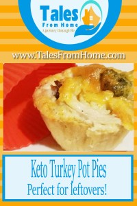 Keto Turkey Pot Pies