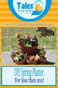 A Spring planter