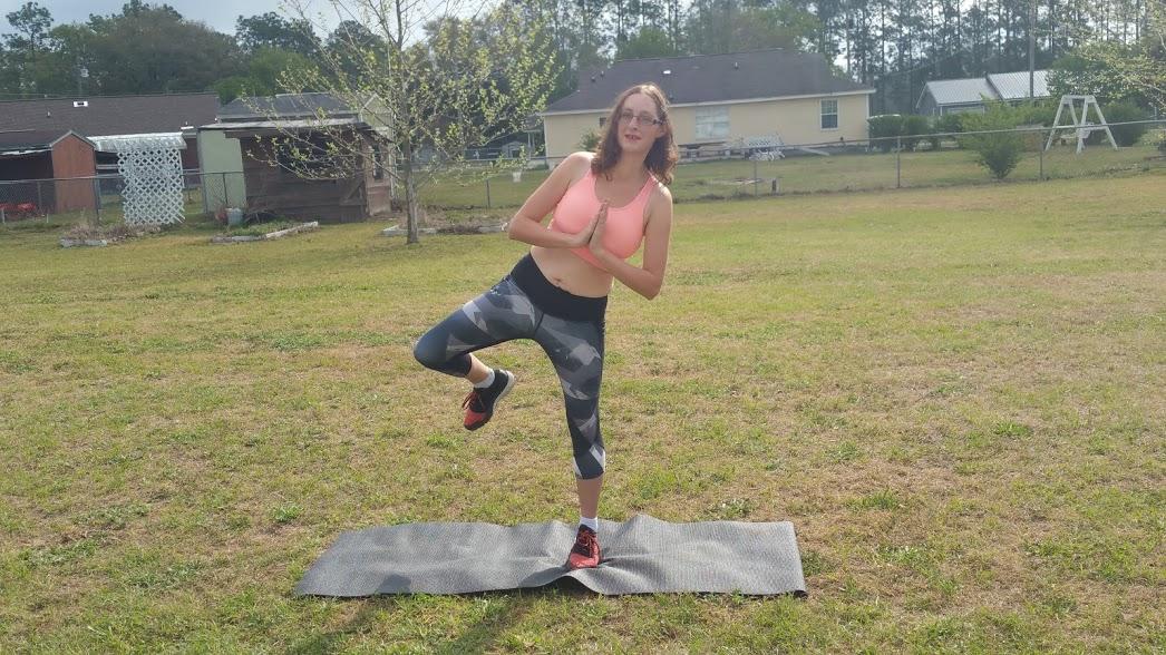 30 day yoga challencge