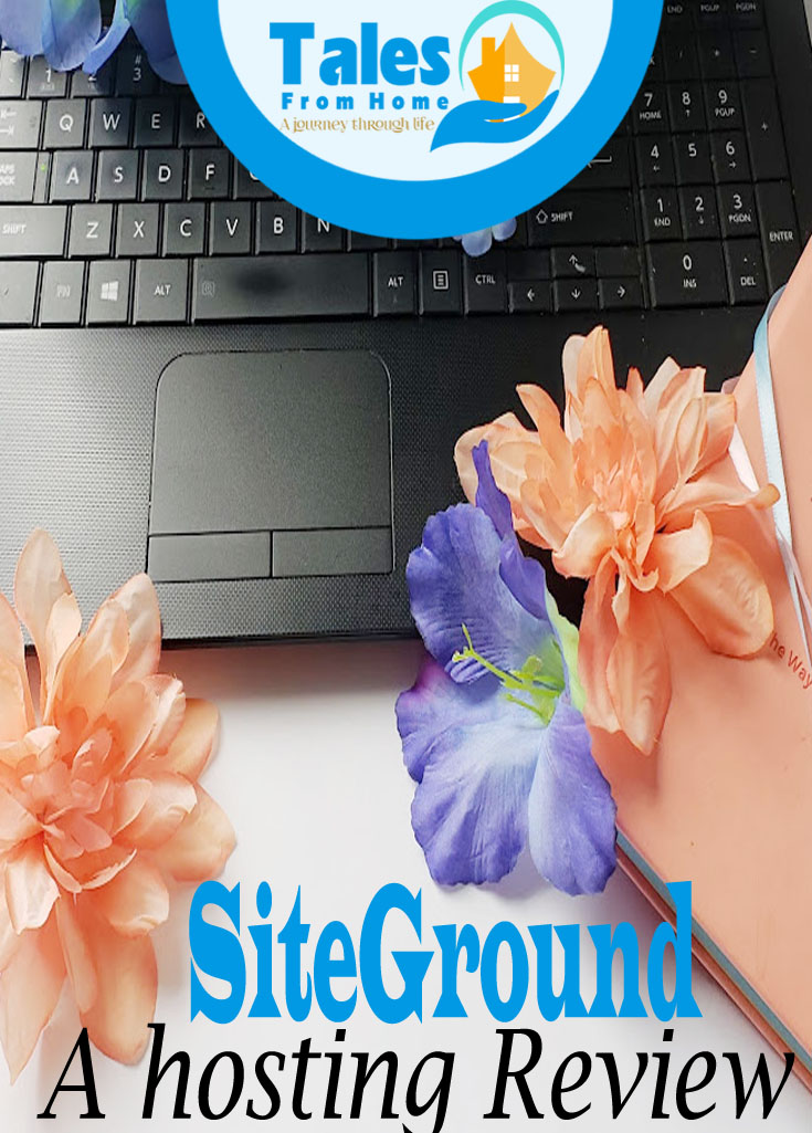 Siteground Hosting review pin