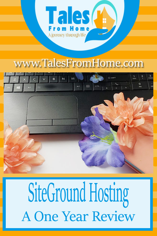 Siteground hosting a one year review pin