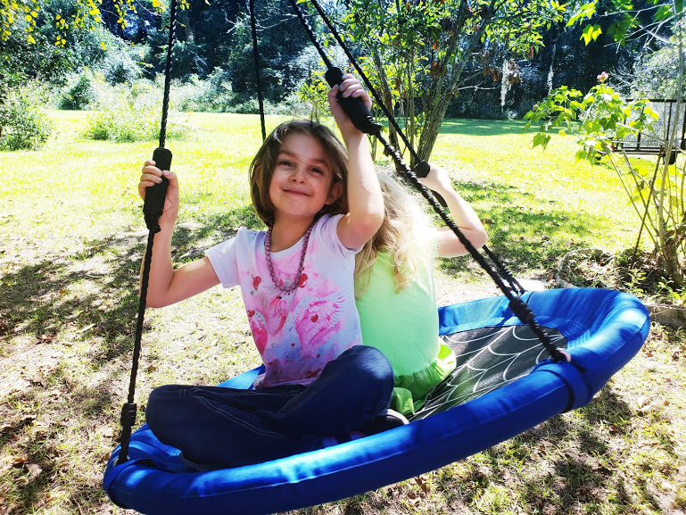 getting your kids outside and having fun again