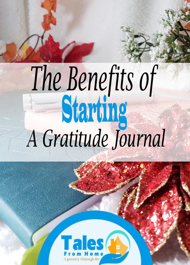 The benefits of starting a Gratitude Journal #bujo #bulletjournal #planning #journal #journaling