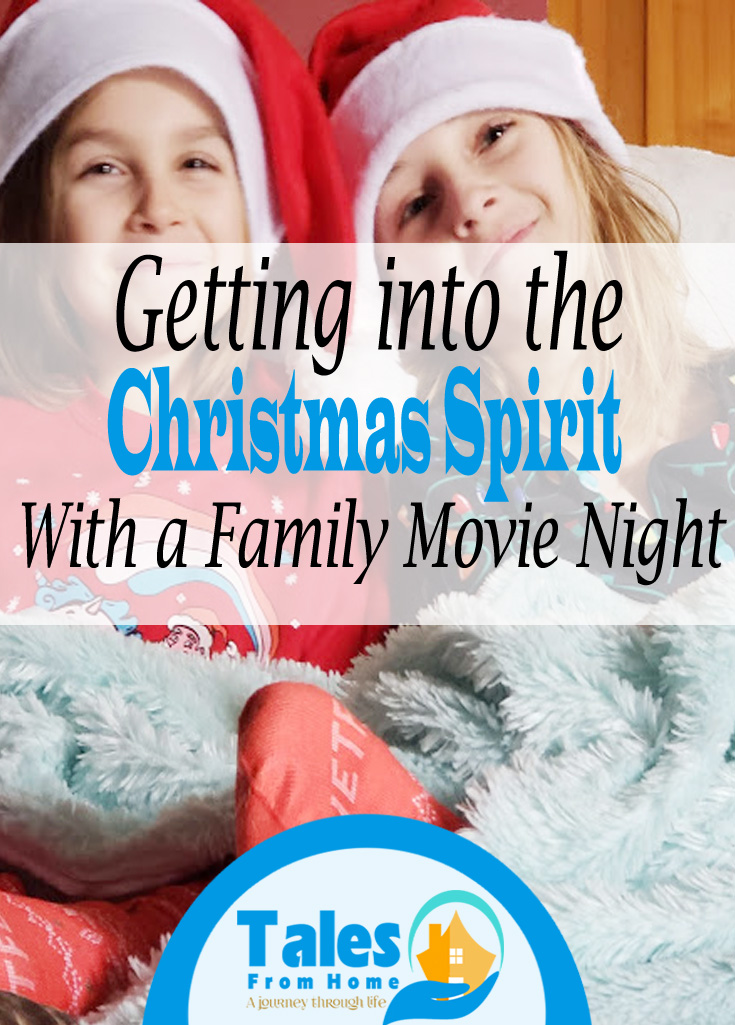 Getting into the Christmas Spirirt with Netflix and a Family Movie Night #Christmas #christmasmovies #theChristmasChronicles #family #familymovies