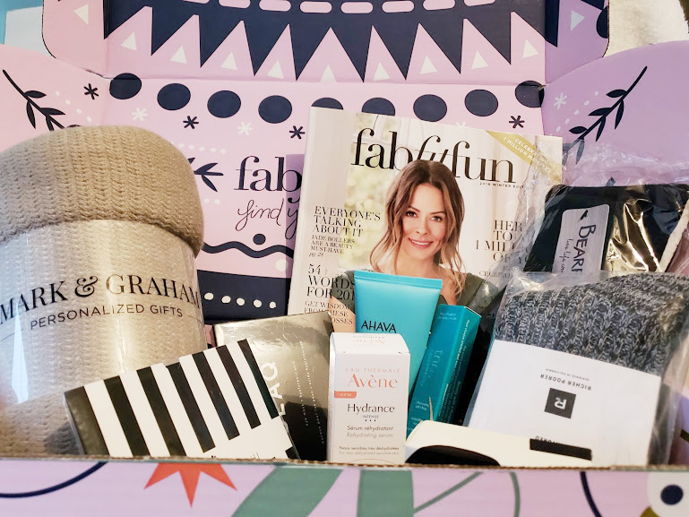 fabfitfun winter box review