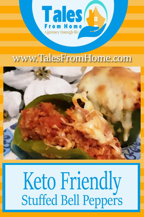 Keto Stuffed Bell Peppers #Keto #Ketorecipe #Ketogenic #ketodiet #pepperrecipe #recipe #ketodinner