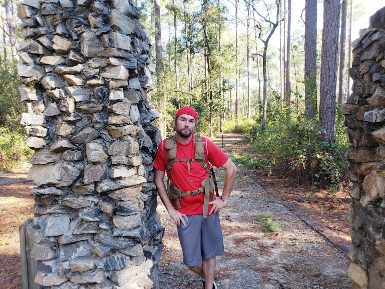 hiking a great option for cross training for runners