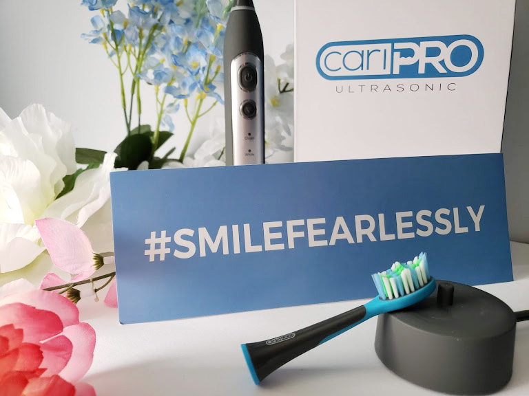 CariPRO Ultrasonic Electric Toothbrush