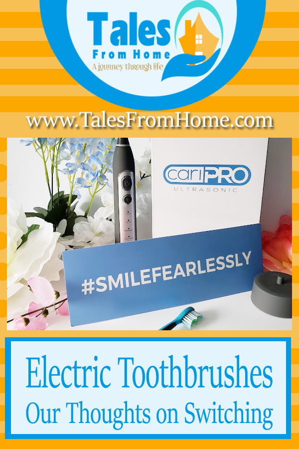 Electric Toothbrushes and our thoughts on switching! #toothbrushes #teeth #oralcare #smilefearlessly #teethcare #selfcare