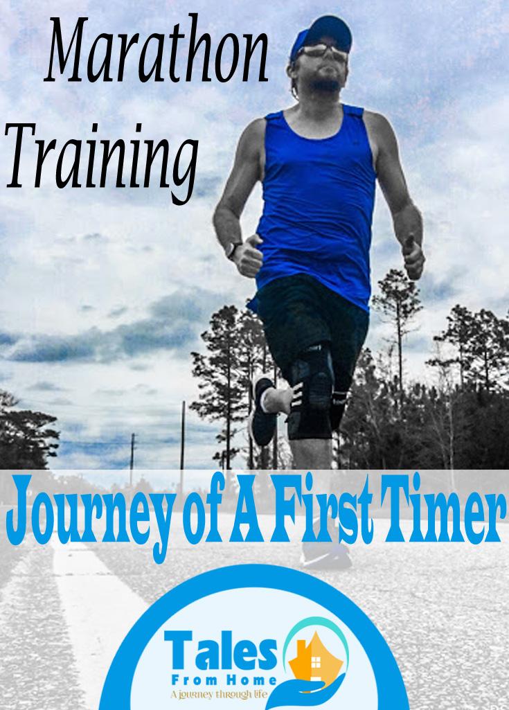 Marathon Training part 1 - The Journey of a First Timer #marathontraining #run #running #runner #exercise #fitness #fitnessgoals #fitnessjourney
