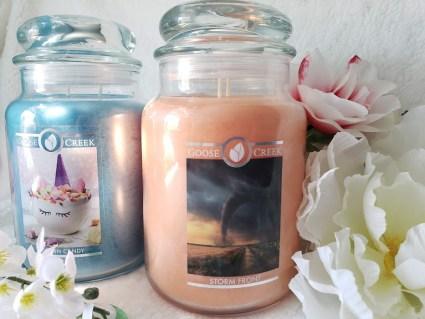 Goose Creek Candle Jars