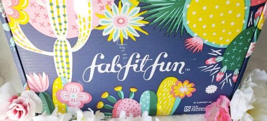 fabfitfun spring box