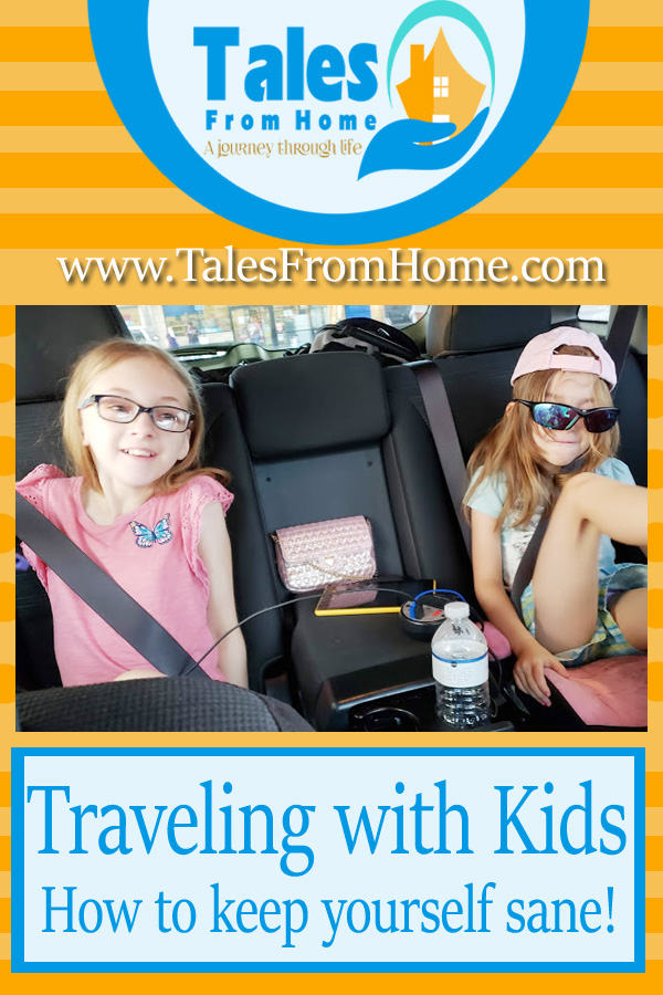 Traveling with Kids, How to keep your sanity #travel #family #kids #mom #summerbreak #roadtrip #familyvacation