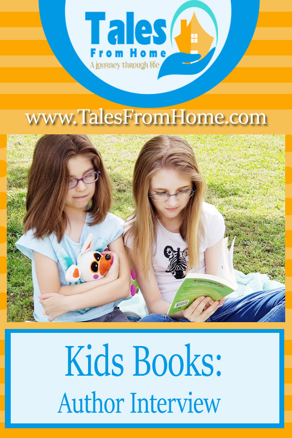 Kids Books an Author Interview #kids #books #kidsbooks #family #familylife #mom #momlife #kidsreading #readingbooks #childrensbooks