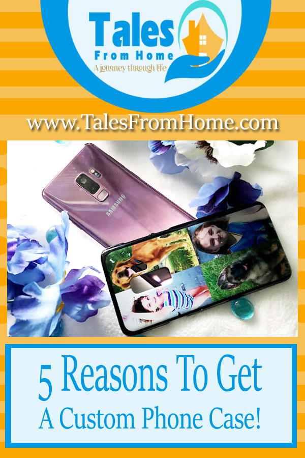 5 Reasons to consider getting a custom Phone Case! #customized #custom #Personalizedproducts #personalize #giftidea #family #photos