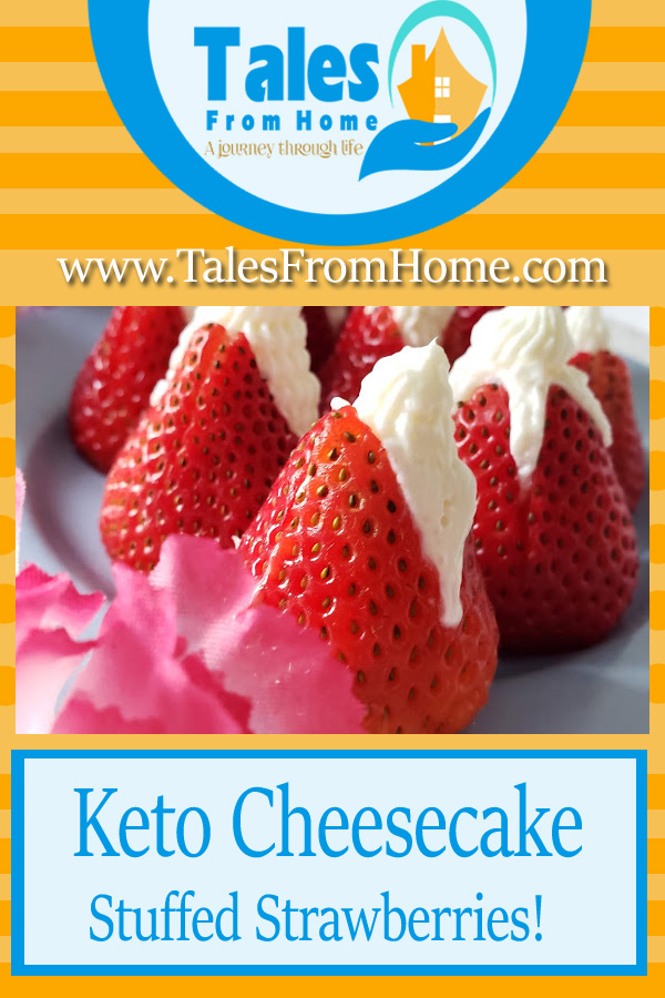Keto Cheesecake Stuffed Strawberries #Keto #ketogenic #ketosis #Ketodiet #lchf #lowcarb #ketodesserts #ketorecipes