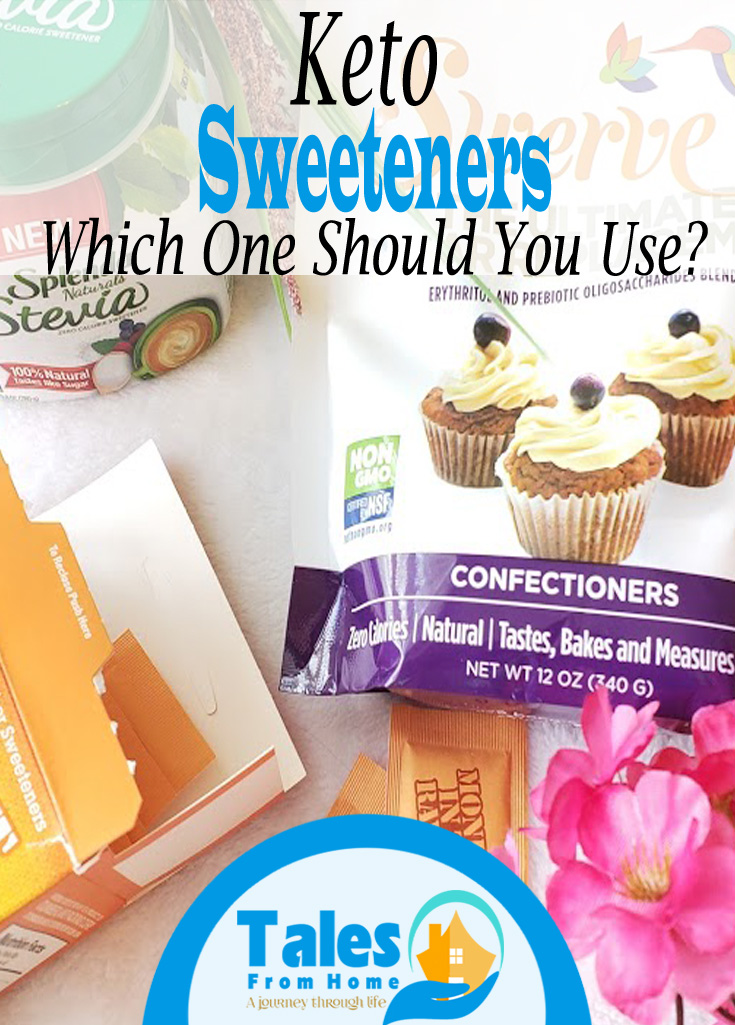 Keto Sweeteners? How to pick which one to use #keto #ketosweeteners #ketolife #ketolifestyle #ketowoe #weghtloss #weightlossjourney