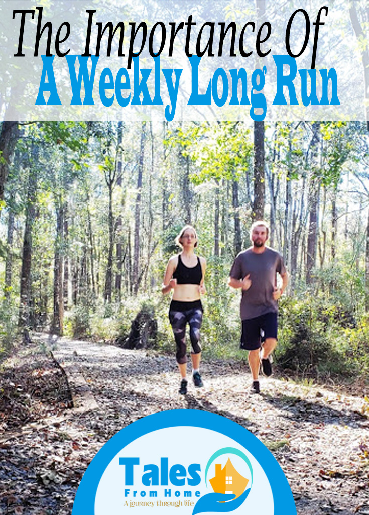 The Importance of adding a weekly long run to your training schedule. #running #run #fitness #exercise #healthyliving #healthyhabits