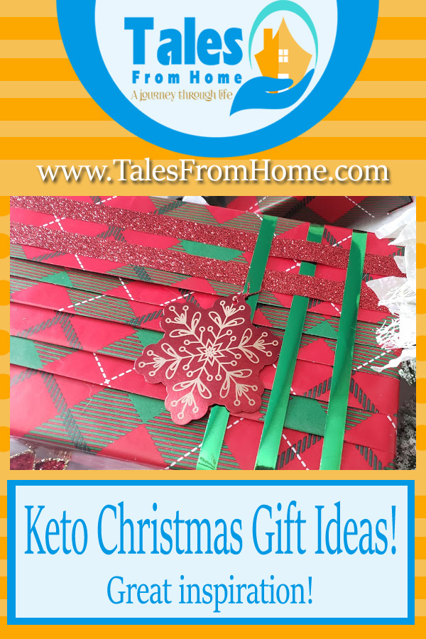 Keto Christmas Gift Ideas to make your shopping simple and fun! #keto #christmas #giftguides #christmasgifts #ketochristmas #ketogenic #lchf #lowcarb