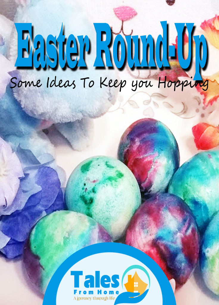 Easter Round-up, Some ideas to keep you hopping! #easter #easter2020 #eastercrafts #eastertreats #estereggs #easterfun #family #kids