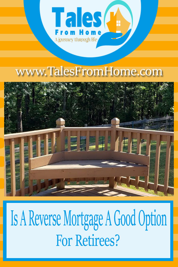 Is a reverse mortgage a good option for retirees? #home #family #relatives #grandparents #finances #mortgages