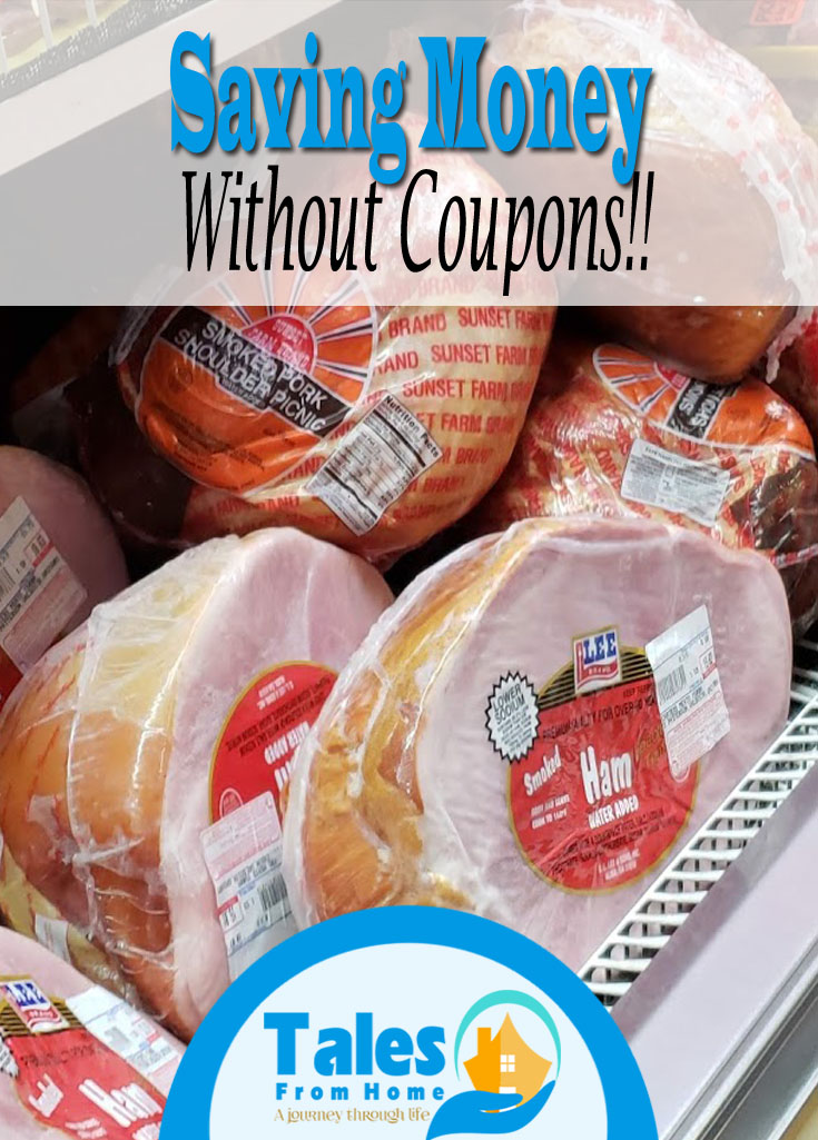 How to save money at the grocery store without coupons! #savingmoney #money #budgeting #familybudget #finances #groceryshopping