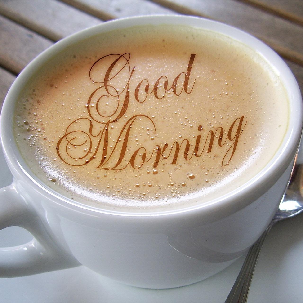 The Mornin' Cuppa