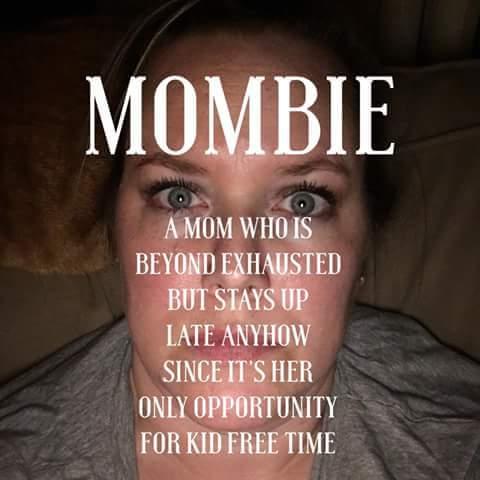 mombie - meme