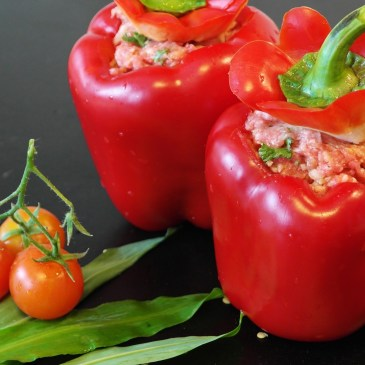 Stuffed Peppers: A quick and nutritious meal