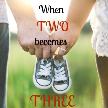 When Two becomes Three…