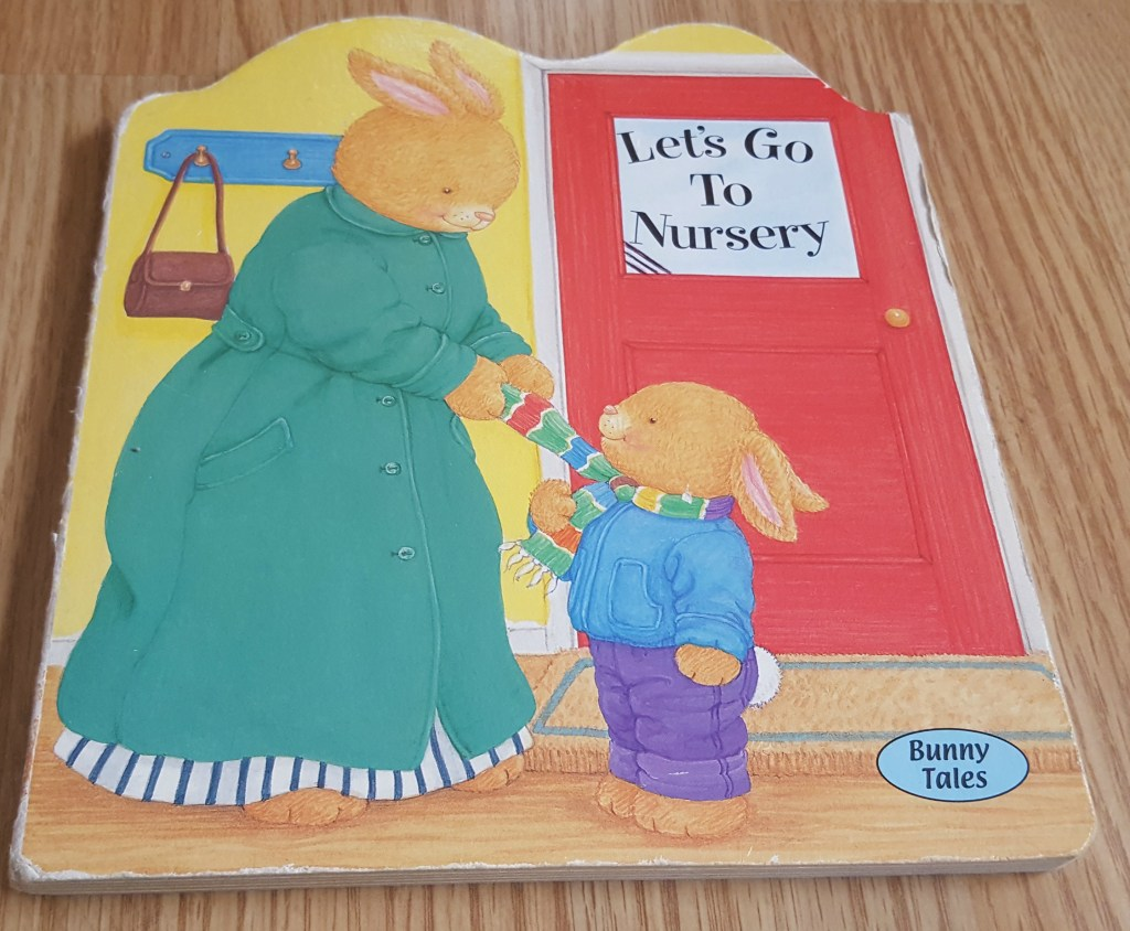 lets go to nursery - book for toddlers