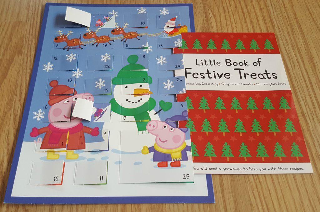 Peppa's Christmas Post - book