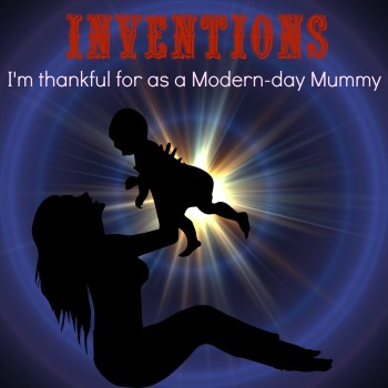 mother and baby inventions