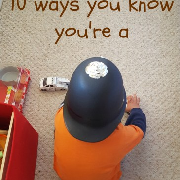 10 ways you know you're a Mum of Boys