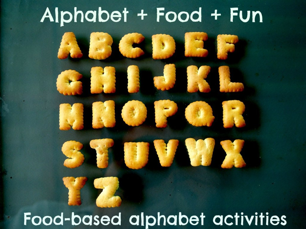 Alphabet Food Fun