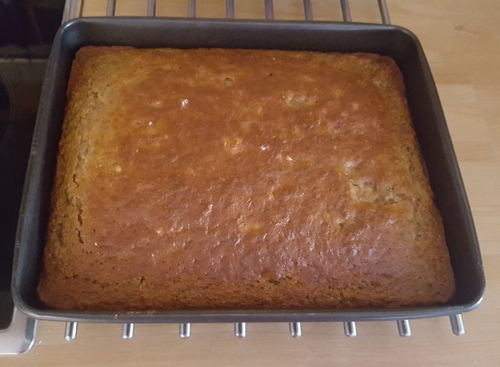 My Mix n' Match Wholewheat (super-healthy) Banana Bread