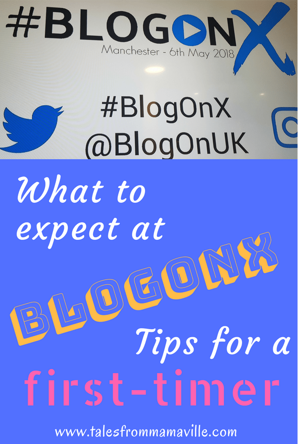 What to Expect at BlogOnX: My First Experience of a Blogging Conference