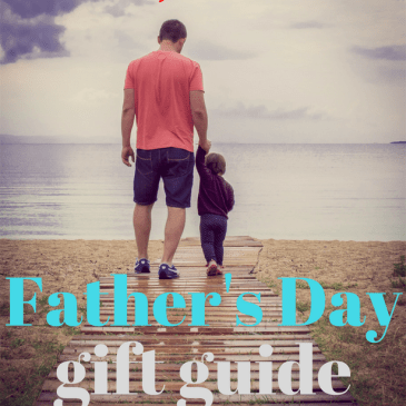 To dad, with love: Father's Day gift-guide (plus discount codes and a giveaway!)