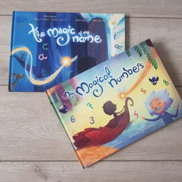 Personalised Children's Books: Bringing 'magic' into reading – Review