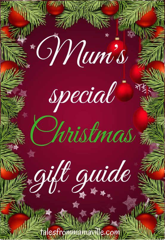 A 'Mum's Special' Christmas Gift Guide 2018 (discount codes inside…)