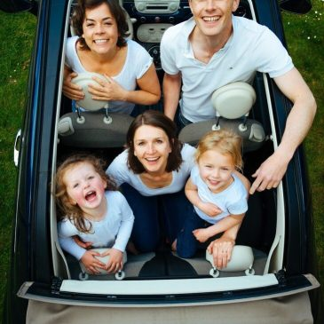 Expert tips on buying the perfect family car…