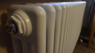 Up close with our radiators