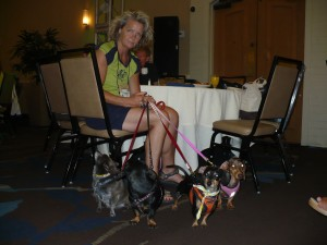 Breakfast at Blogpaws