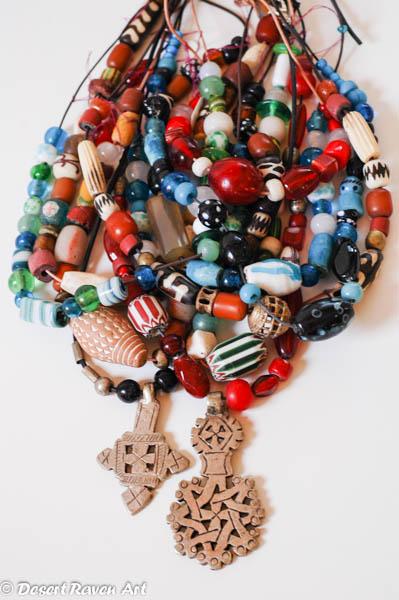 arstsy fartsy tuesday,trade beads,jewelry