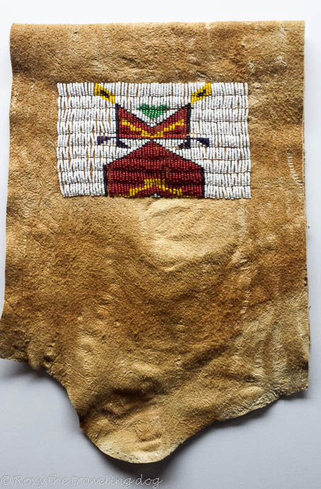 Artsy fartsy projects, beadwork bag