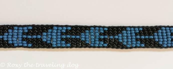 Roxy doggie necklace