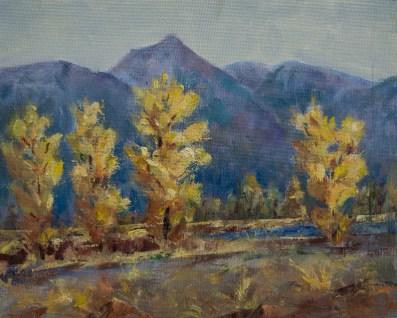 Al Hone Painting