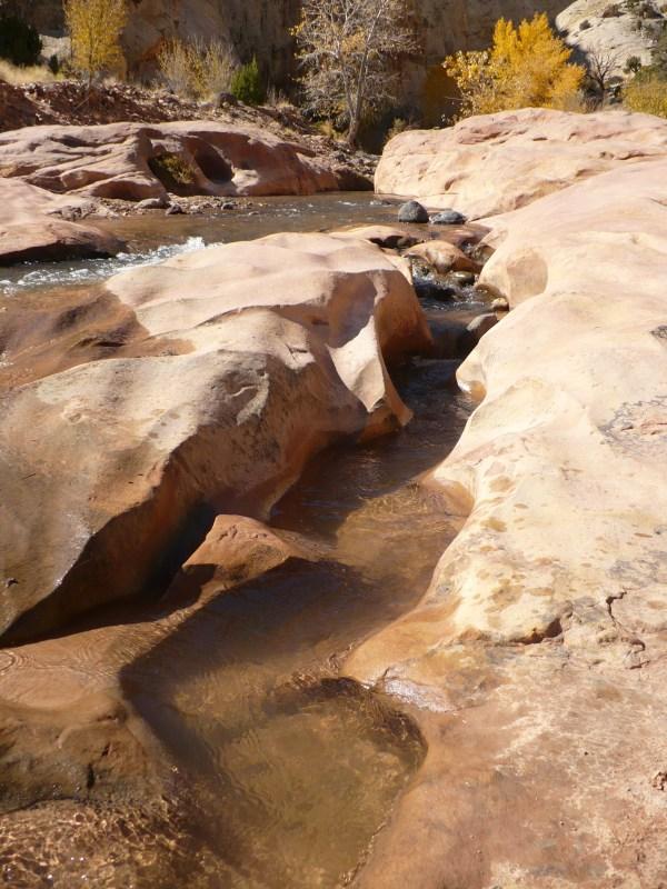 Pleasant Creek in Utah