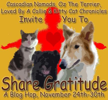 Share Gratitude blog hop